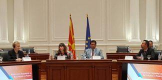Nacionalno platforma baši Integraciija e Romengi 2018